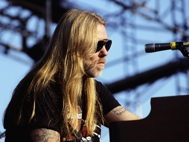 Gregg Allman – My Cross To Bear