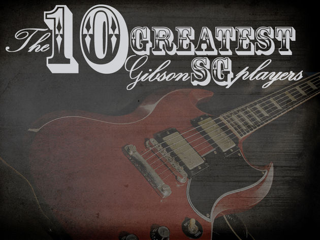 The 10 greatest Gibson SG players
