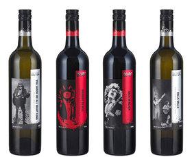 AC/DC wine range