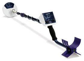 Bill wyman signature metal detector