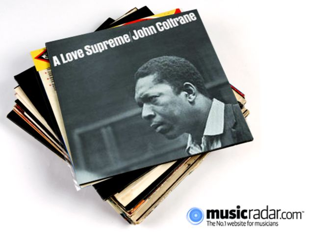A Love Supreme - John Coltrane Quartet
