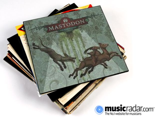 The Wolf Is Loose - Mastodon