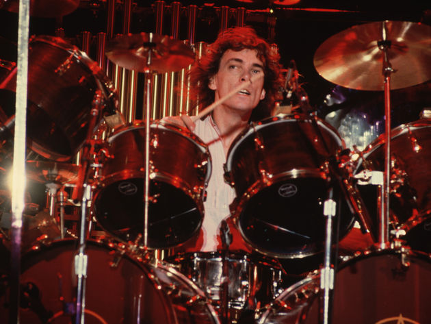 Neil Peart v Chad Smith