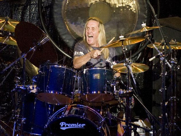 Nicko McBrain and Carmine Appice to host Bonzo Bash