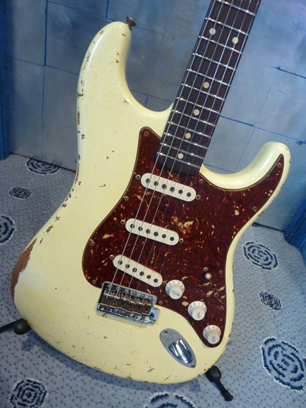 Heavy Relic 1960 Stratocaster