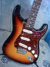 3-Tone Sunburst with custom Bare Knuckle pickups