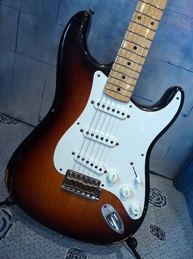 101 Fender Custom Shop guitars