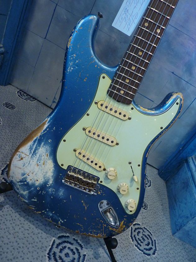 Heavy Relic 1962 Stratocaster