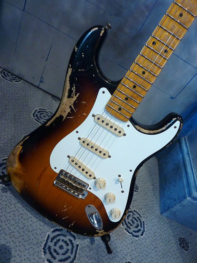 Heavy Relic 1956 Stratocaster