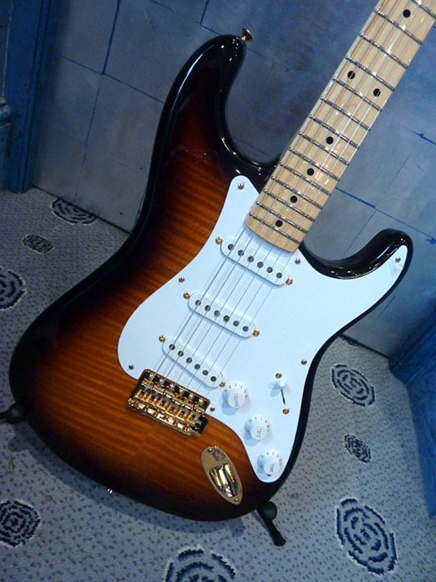Dennis Galuszka Masterbuilt NOS 1956 Stratocaster