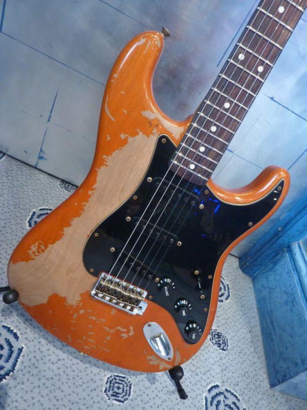 Yuriy Shishkov Masterbuilt Extreme Relic 1961 Stratocaster