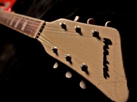 108 Rock Star Guitars in pictures