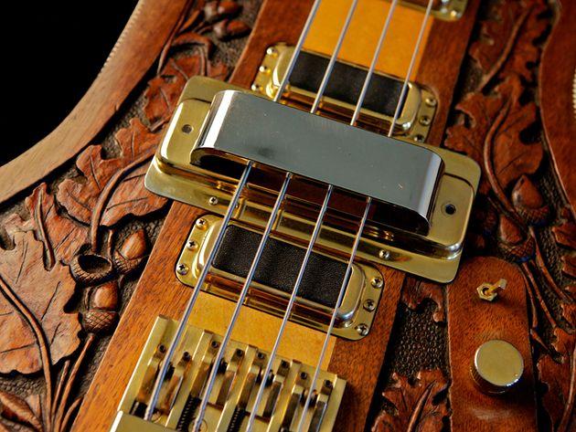"""Lemmy Kilmister – Rickenbacker 4004LK – """"Rickenbastard"""""""