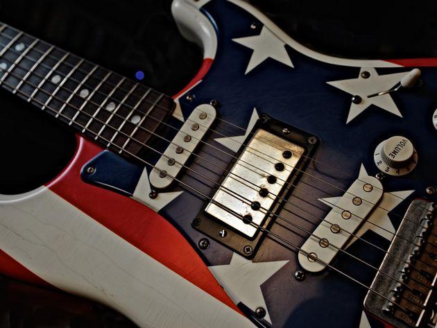 Wayne Kramer – 2010 Signature Fender Stratocaster