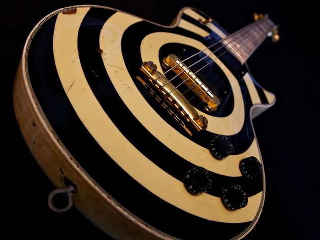 "Zakk Wylde – 1981 Gibson Les Paul – ""The Grail"""