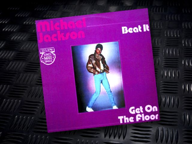 Michael Jackson - Beat It (Eddie Van Halen)