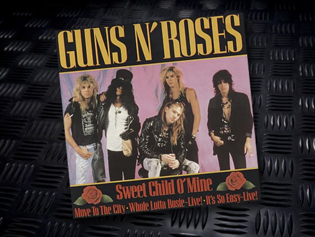 Guns N' Roses - Sweet Child O' Mine (Slash)