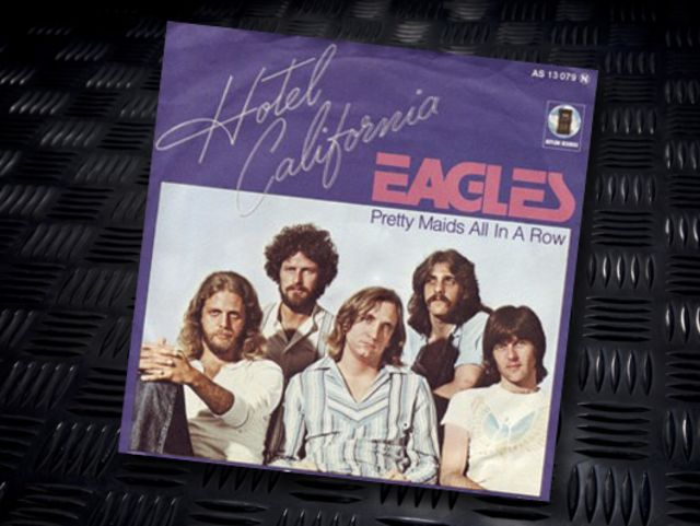 The Eagles - Hotel California (Joe Walsh/Don Felder)