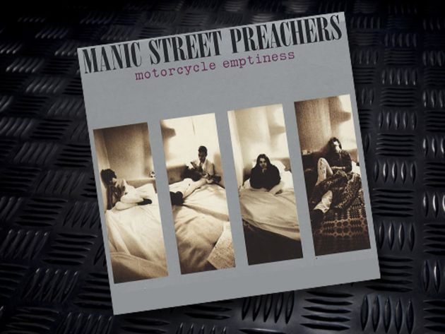 Manic Street Preachers - Motorcycle Emptiness (James Dean Bradfield)