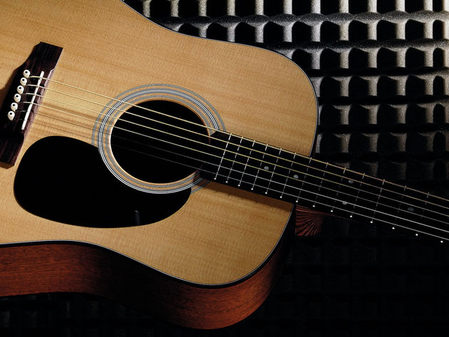 Acoustic guitar of the year