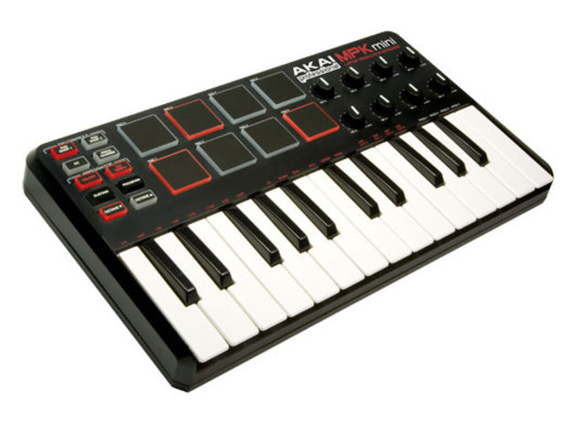 Compact MIDI controller keyboard of the year