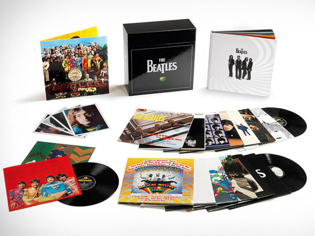 The Beatles Stereo Vinyl Box Set