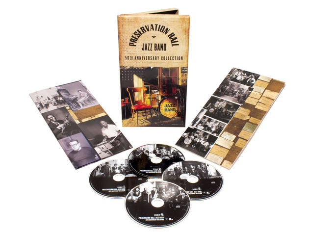 The Preservation Hall Jazz Band 50th Anniversary Collection