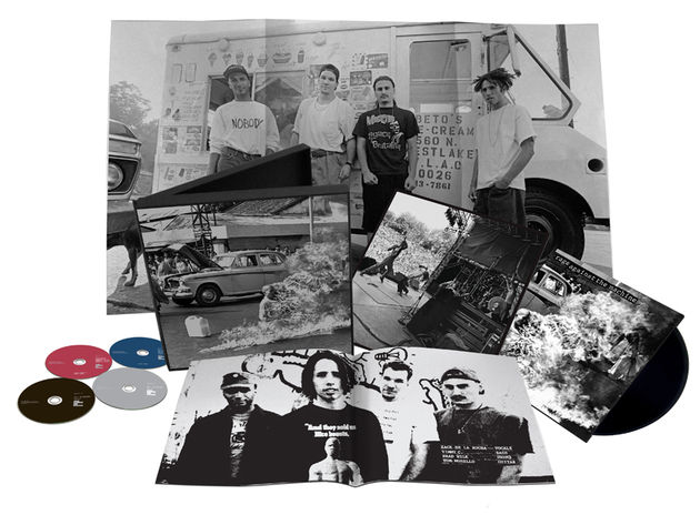 Rage Against The Machine: XX (20th Anniversary Edition Deluxe Box Set)