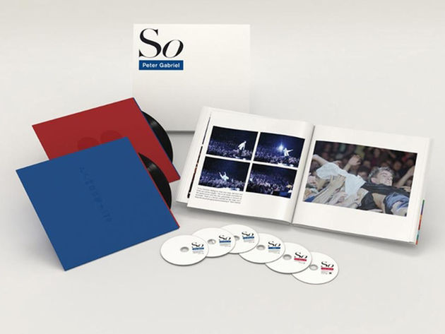 Peter Gabriel: So (25th Anniversary Immersion Box)