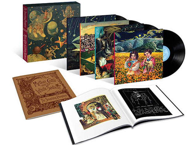 The Smashing Pumpkins: Mellon Collie And The Infinite Sadness (Deluxe Edition Box Set)