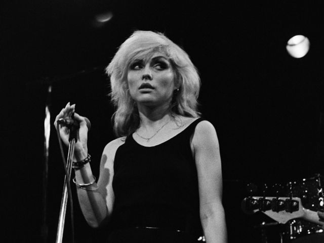 Debbie Harry (Blondie)