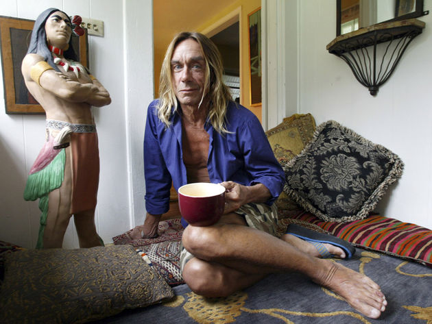 Iggy Pop (The Stooges)