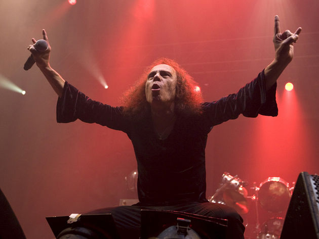 Ronnie James Dio (Rainbow, Dio, Black Sabbath, Heaven & Hell)