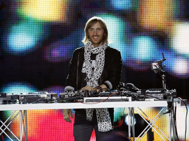 David Guetta vs The Egg - Love Don't Let Me Go
