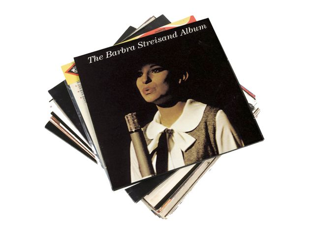 The Barbra Streisand Album – Barbra Streisand