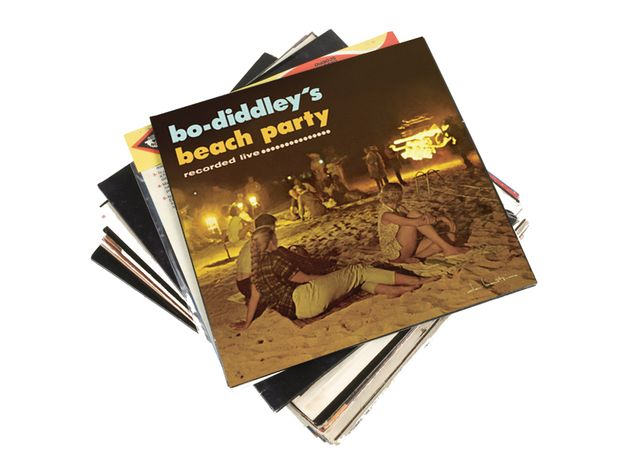 Bo Diddley's Beach Party – Bo Diddley