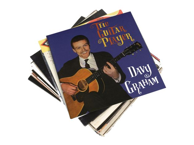 The Guitar Player – Davy Graham