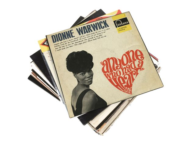 Anyone Who Had A Heart – Dionne Warwick