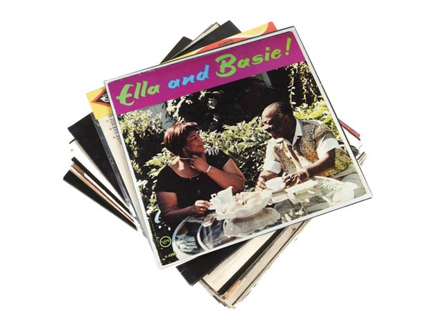 Ella And Basie – Ella Fitzgerald