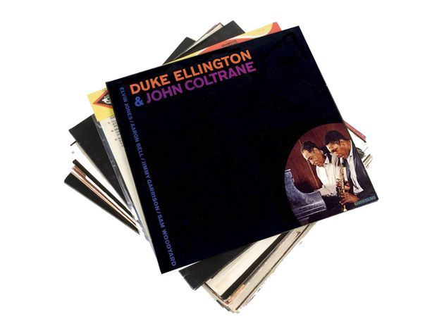 Duke Ellington and John Coltrane - Duke Ellington and John Coltrane