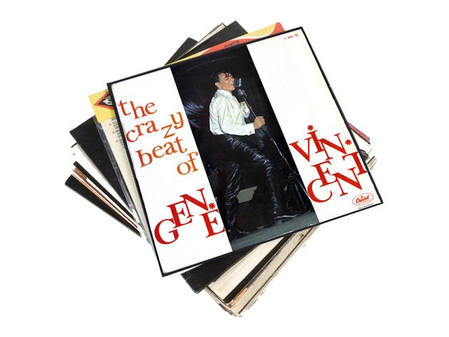 The Crazy Beat Of Gene Vincent – Gene Vincent