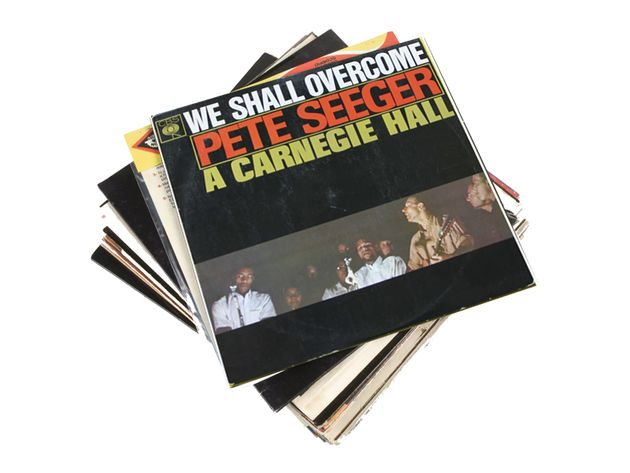 We Shall Overcome – Pete Seeger