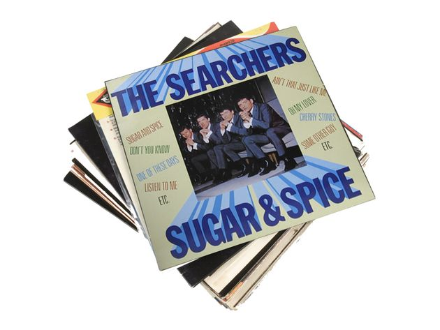 Sugar And Spice – The Searchers