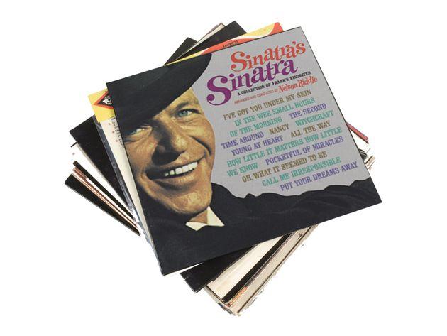 Sinatra's Sinatra – Frank Sinatra