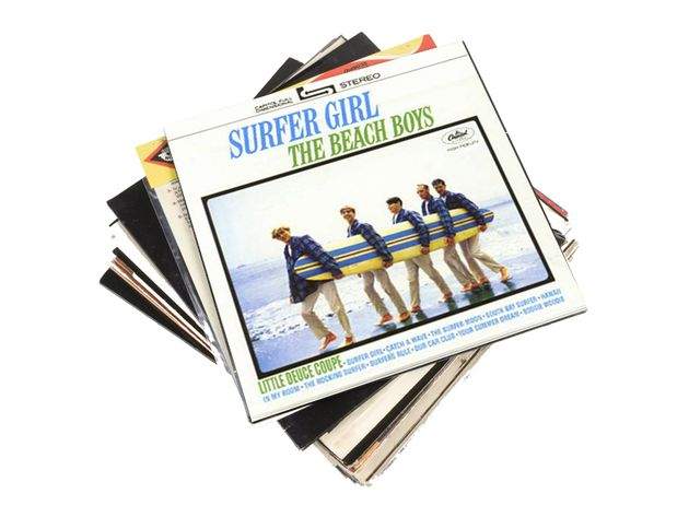 Surfer Girl – The Beach Boys
