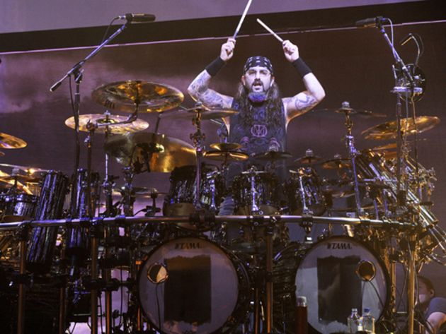 Mike Portnoy v The Rev