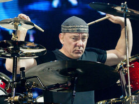 Chad Smith v Neil Peart: the result!