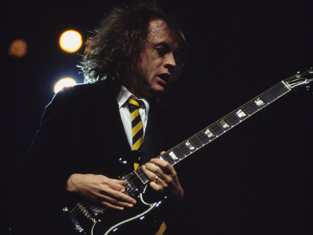 Angus Young - Highway To Hell, Highway To Hell (1979)