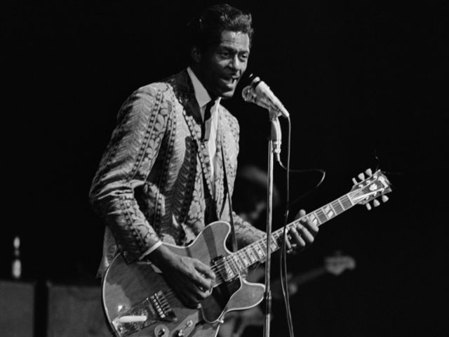 Chuck Berry - Maybellene, Greatest Hits (1955)