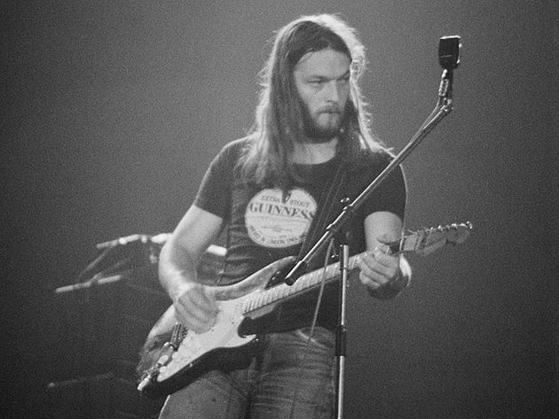 David Gilmour - Comfortably Numb, Pink Floyd: The Wall (1979)